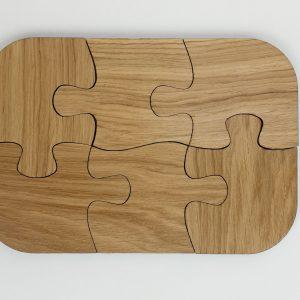 Andrew Hemus Puzzle coaster